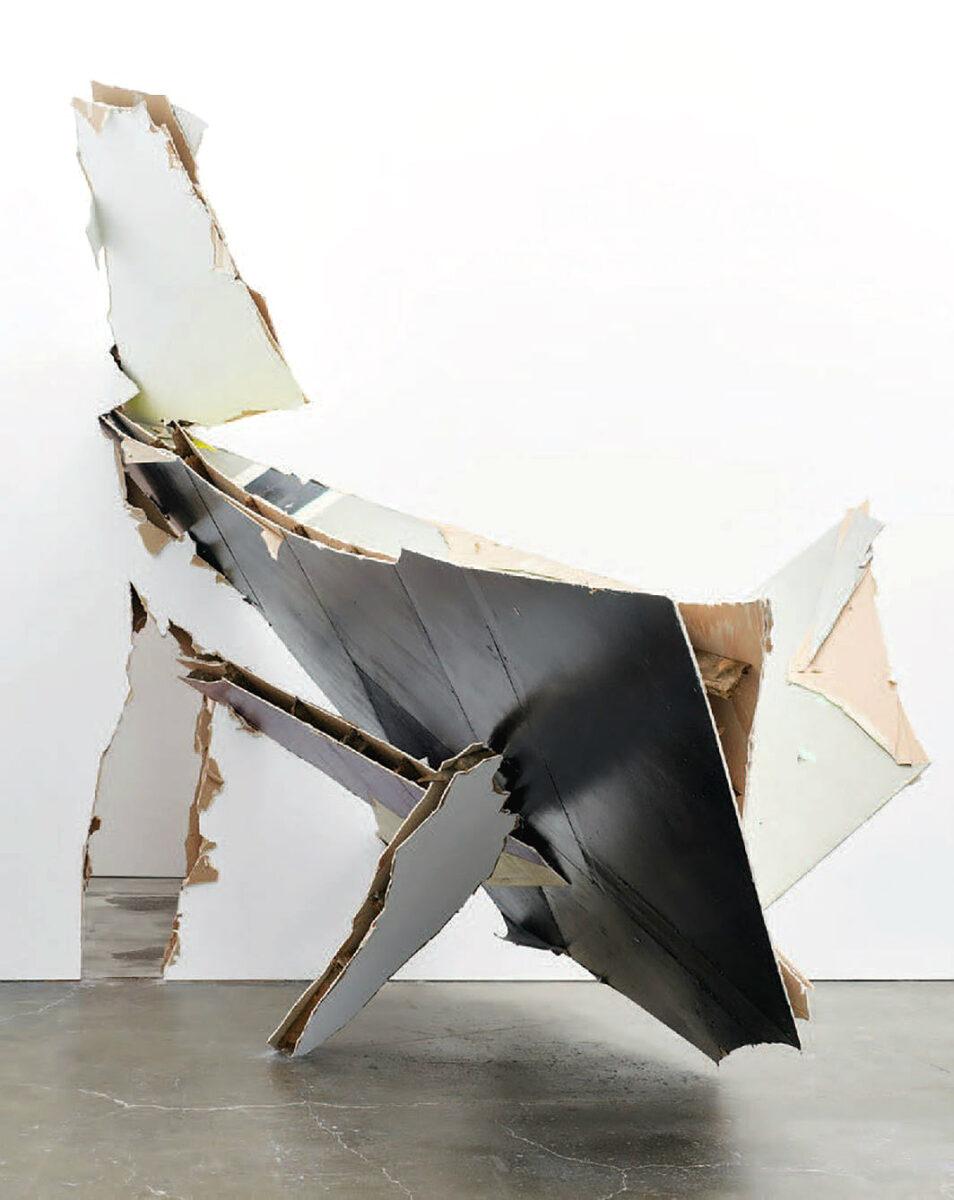 Transom by artist Felix Schramm