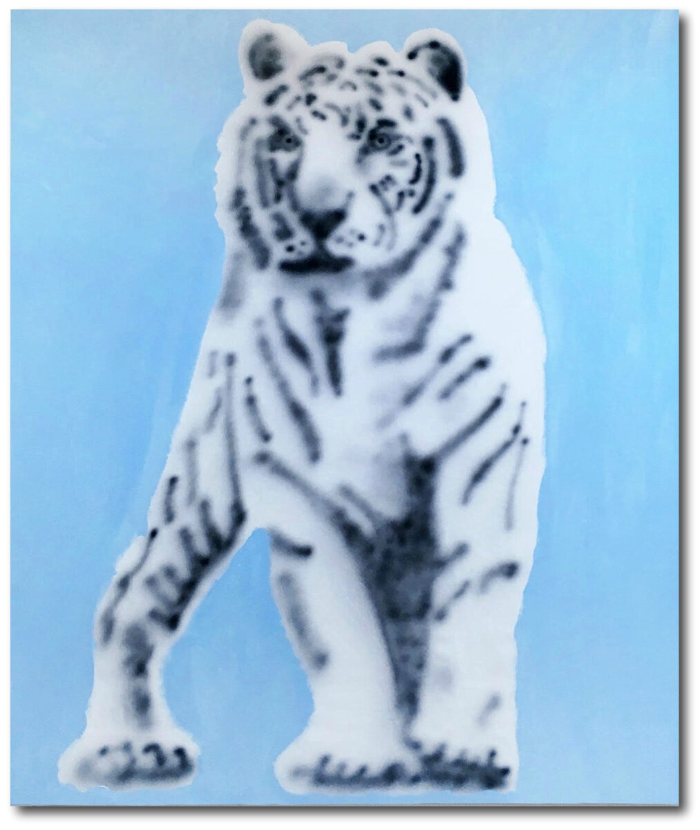 Tiger by Ricardo Passaporte